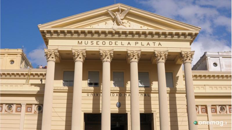 Cosa vedere a La Plata, il Museo di scienze naturali