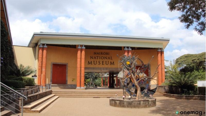 Le 10 cose da vedere a Nairobi, il Museo Nazionale