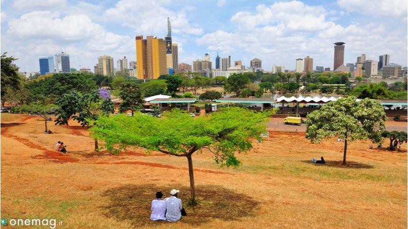 Nairobi Parco Uhuru