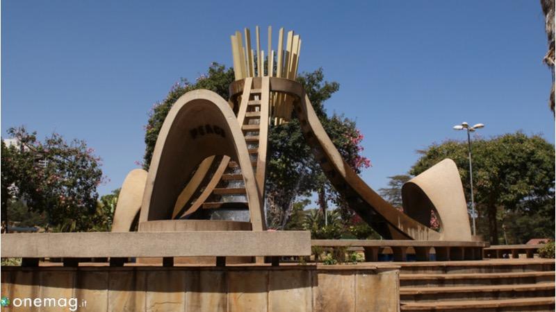 10 cose da vedere a Nairobi, Uhuru Memoriale