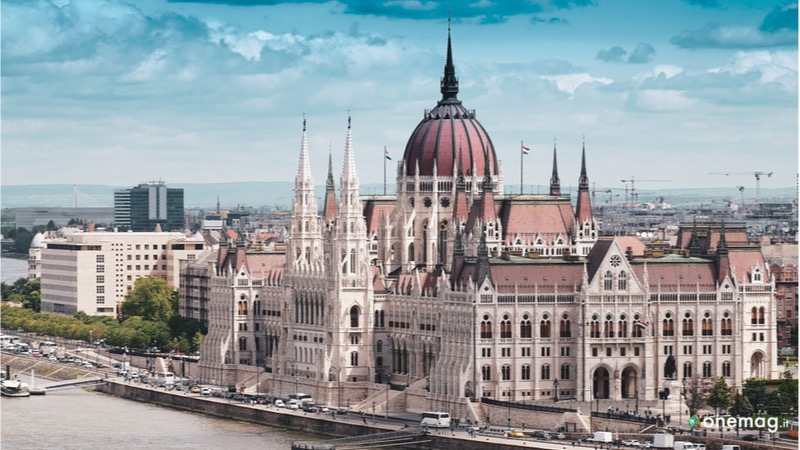 Le 10 cose da vedere a Budapest, il Parlamento