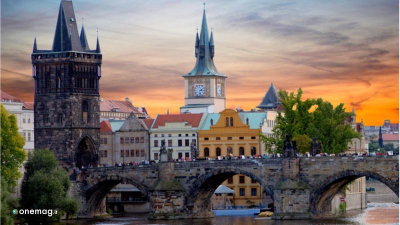 Praga, Ponte Carlo