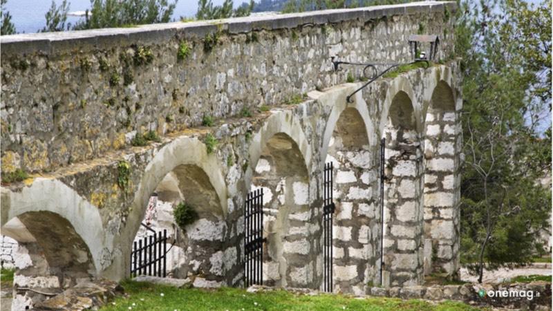 Cosa vedere a Rovigno, veduta mura