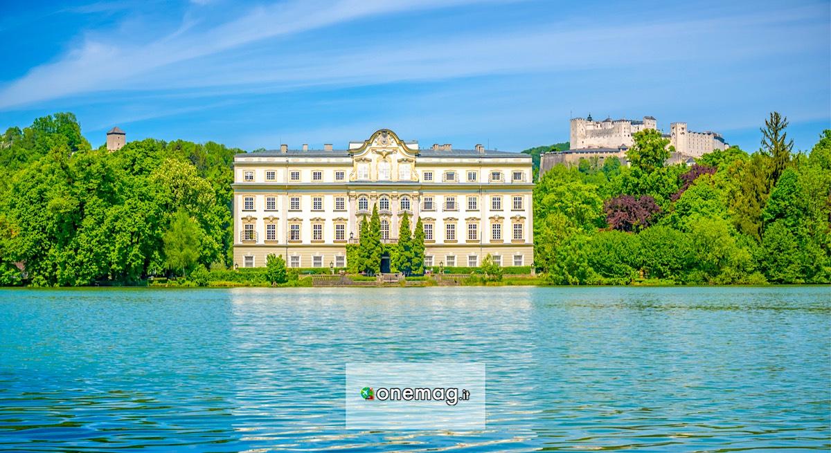 Cosa visitare nel Castello Leopoldskron di Salisburgo