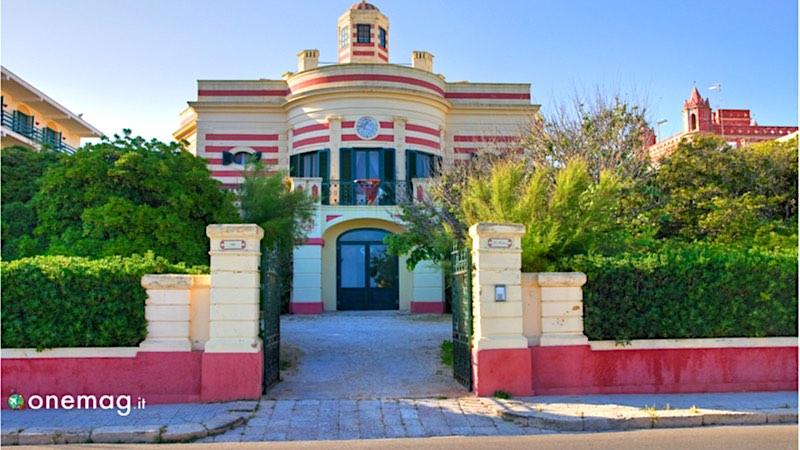 Cosa vedere a Santa Maria di Leuca, Villa Meridiana