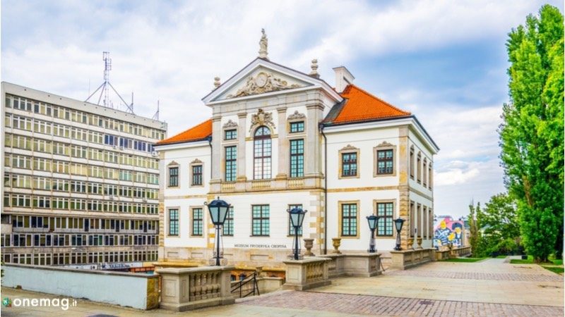 Varsavia Museo Fryderyk Chopin