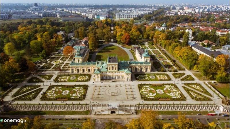 Varsavia Museo di Wilanów