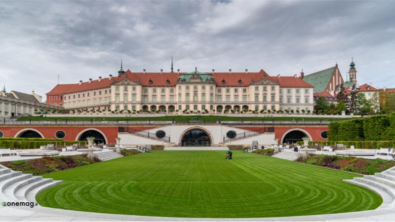 Le 10 cose da vedere a Varsavia, il Castello Reale