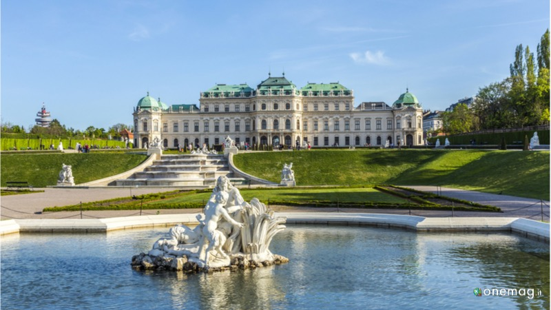 Vienna, Castello del Belvedere