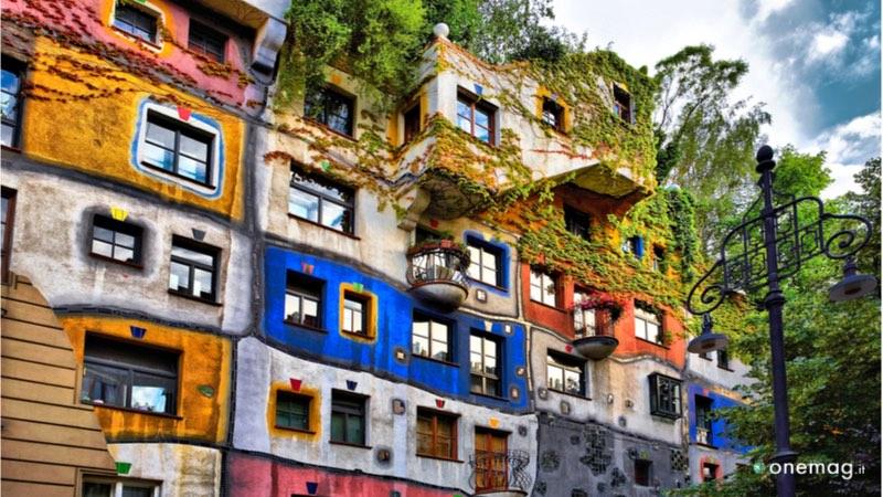 Vienna, Hundertwasser haus