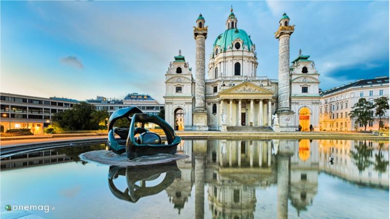 Vienna, Karlskirche