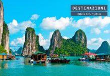 Visitare Halong Bay, la baia UNESCO nel Golfo del Tonchino, Vietnam