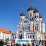 Cattedrale di Aleksandr Nevskij a Tallinn