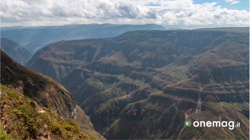 Cosa vedere a Chachapoyas, Sonche Canyon