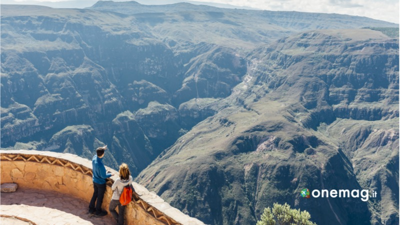 Cosa vedere a Chachapoyas, veduta panoramica
