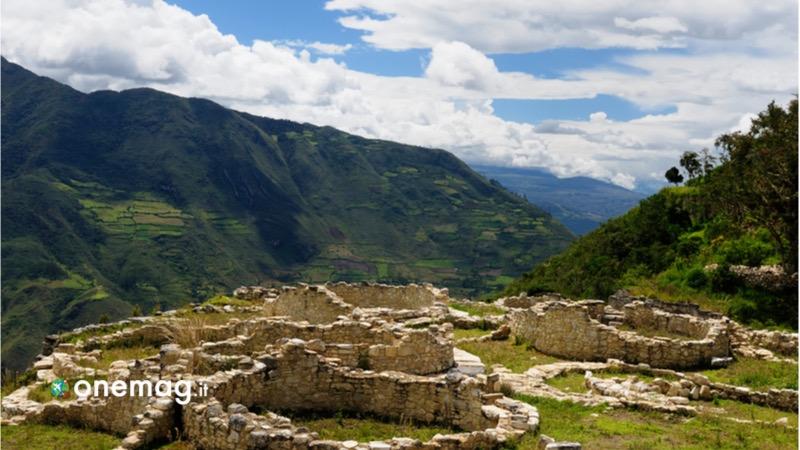 Cosa visitare a Chachapoyas, le rovine di Kuelap
