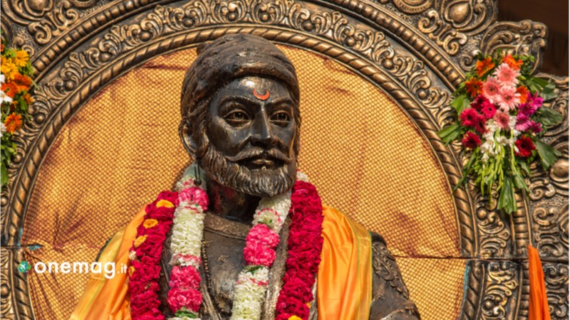 India, i progetti futuri rigurdano il maraja Chhatrapati Shivaji Maharaj