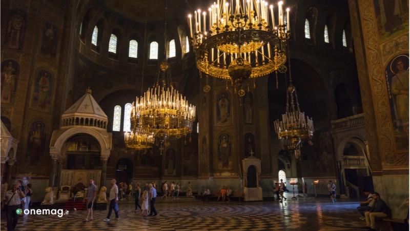 Visitare la Cattedrale di Aleksandr Nevskij a Tallinn all'interno