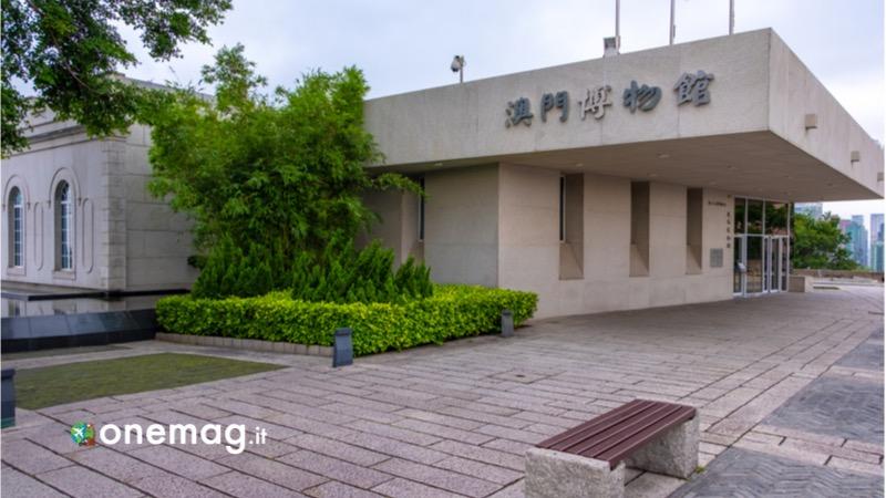 Cosa vedere a Macao, il Museo di Macao
