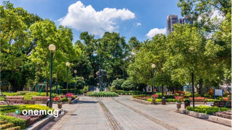 Cosa vedere a Macao, il Parco di Sun Yat-Sen