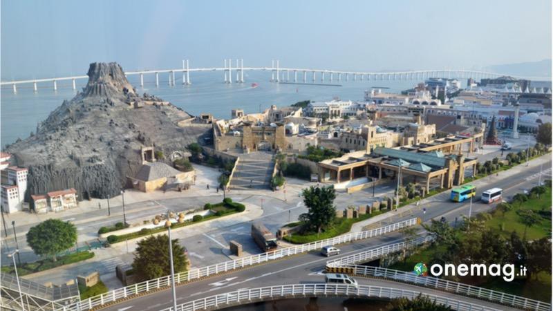 Cosa vedere a Macao, il molo, Macau Fisherman's Wharf