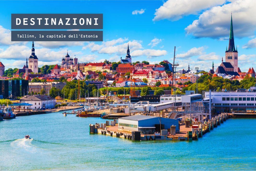 Cosa vedere a Tallinn, la skyline