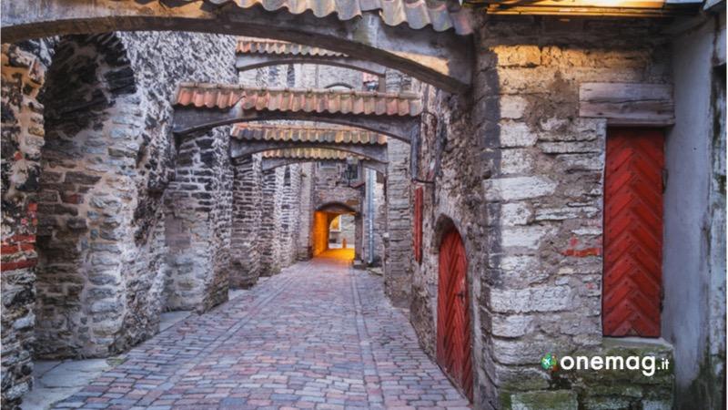 Cosa vedere, cosa visitare e cosa fare a Tallin, il Centro storico
