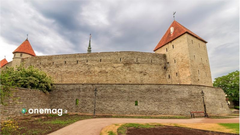 Cosa vedere, cosa visitare, cosa fare a Tallinn, le Torri Difensive