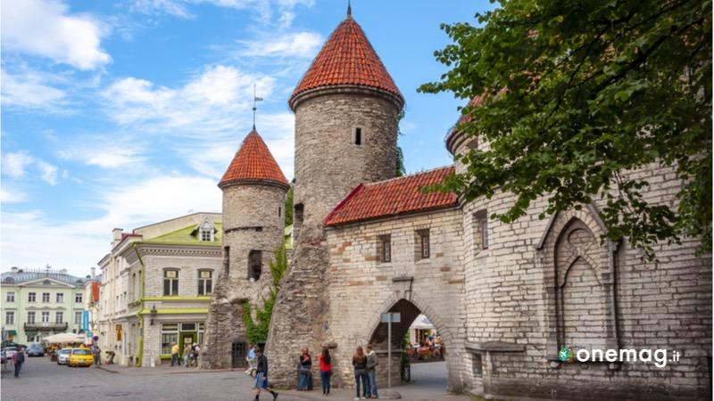 Cosa vedere, cosa visitare, cosa fare a Tallinn, la Città Vecchia, Vanalinn