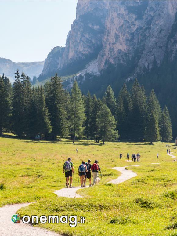 Escursioni in Selva Val Gardena