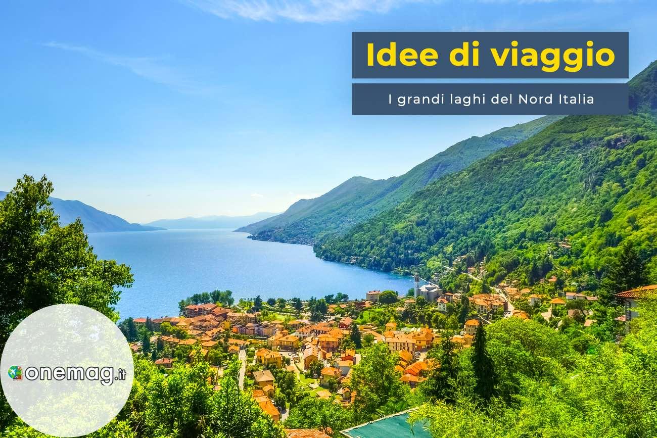 Grandi Laghi del Nord Italia