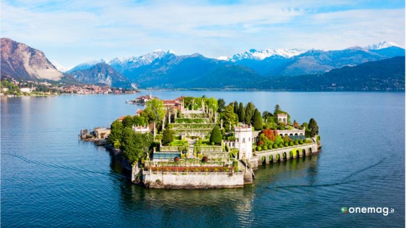 I laghi del nord Italia, Isola Bella sul Lago Maggiore