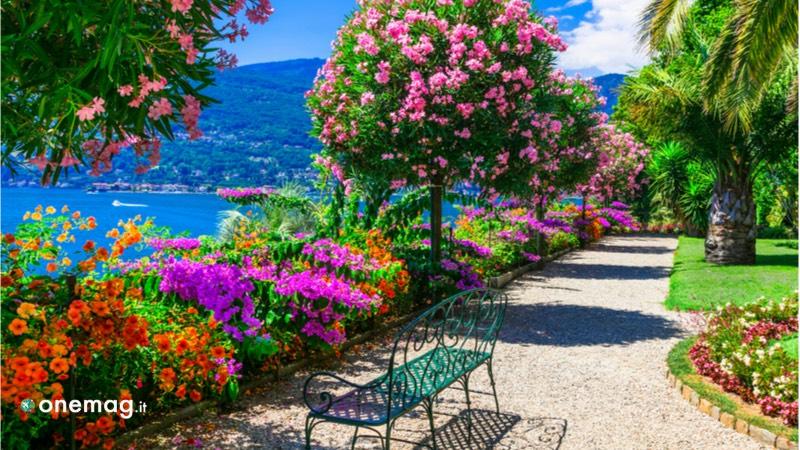 I laghi del nord Italia, Isola Madre del Lago Maggiore