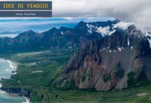 Isole Aleutine, panorama
