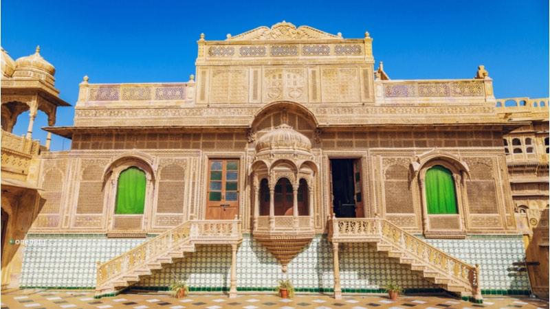Jaisalmer Palazzo Mandir
