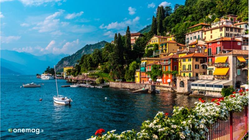 Lago di Como conosciuto anche come lago di Lario