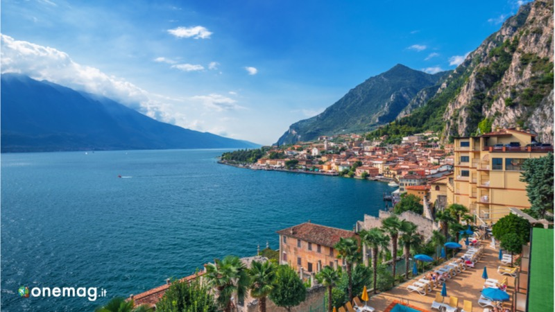 I laghi del nord Italia, il Lago di Garda
