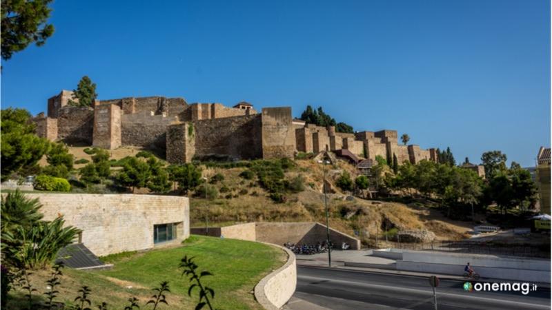 Visitare il Castello di Gibralfaro a Malaga