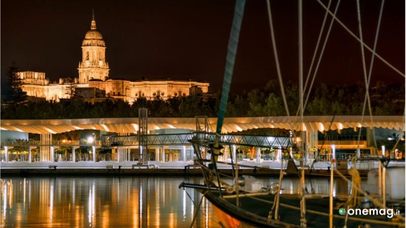 Cosa vedere a Malaga, il porto