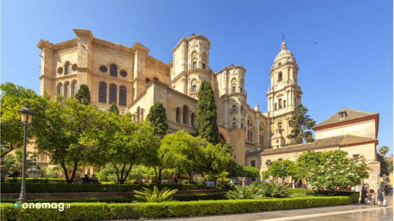 Cosa vedere a Malaga, la Catedral Nuestra Señora de la Encarnación