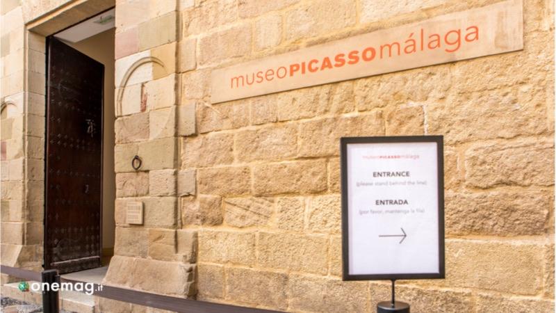 Il museo Picasso a Malaga