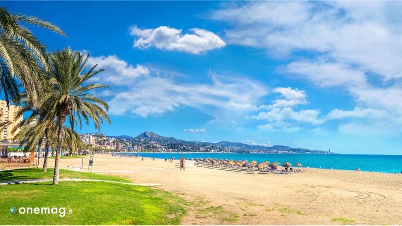 Le spiagge di Malaga