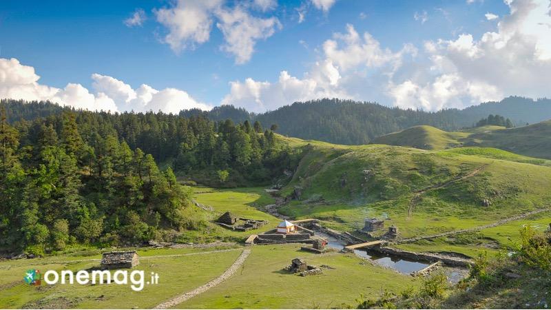 I parchi nazionali del Nepal, il Parco nazionale di Khaptad