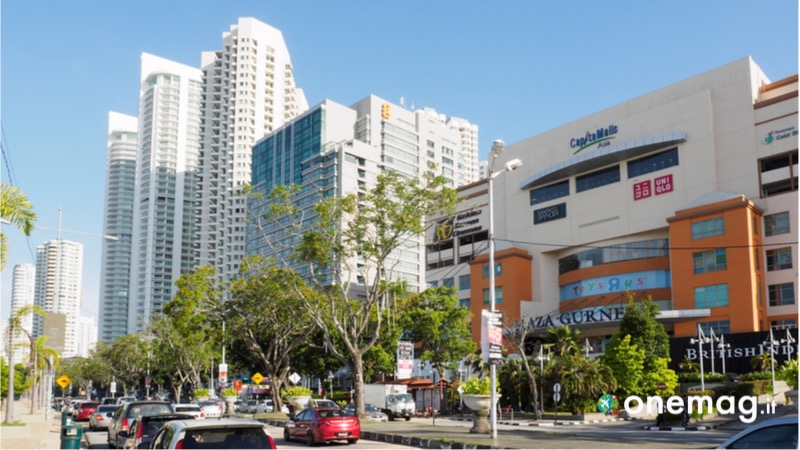 Fare shopping a Penang, Gurney Plaza