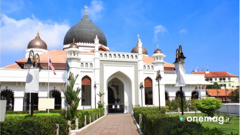 Cosa vedere a Penang, la Moschea Kapitan Keling