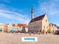 Piazza del Municipio di Tallinn