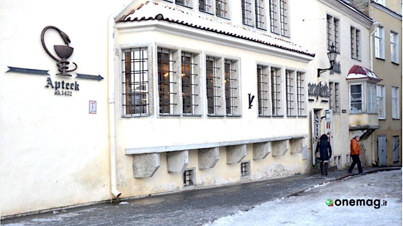 Tallinn, Farmacia del Municipio