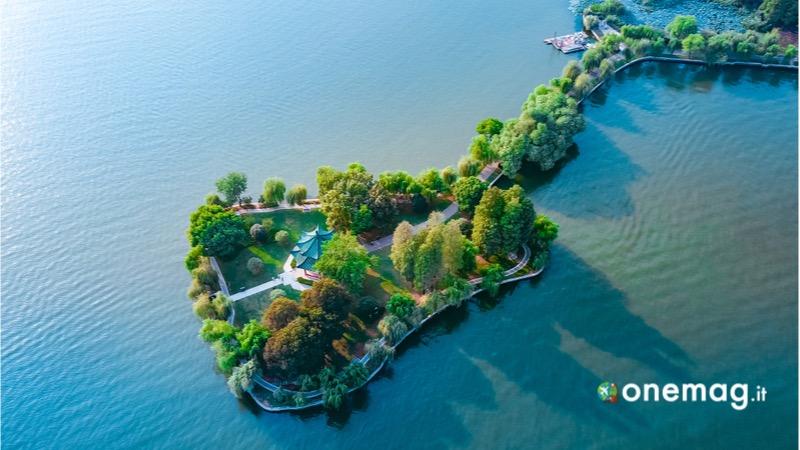 Viaggio in Wuhan, East Lake