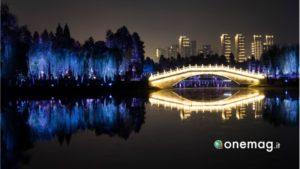 Wuhan di notte