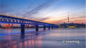 Ponte sul fiume Yangtze, Wuhan